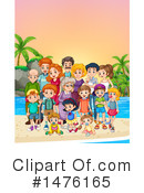 Family Clipart #1476165 by Graphics RF