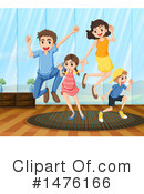 Family Clipart #1476166 by Graphics RF