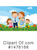 Family Clipart #1476168 by Graphics RF