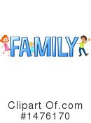 Family Clipart #1476170 by Graphics RF
