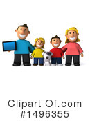 Family Clipart #1496355 by Julos