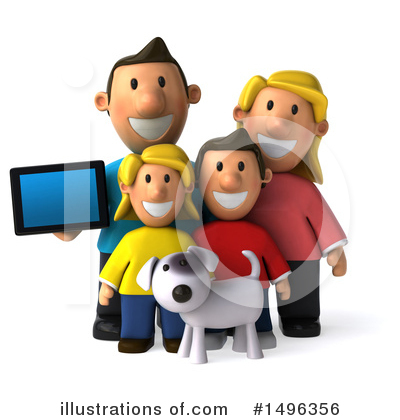 Family Clipart #1496356 by Julos
