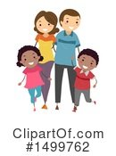 Family Clipart #1499762 by BNP Design Studio