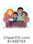 Family Clipart #1499764 by BNP Design Studio