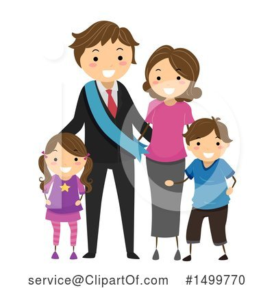 Mother Clipart #1499770 by BNP Design Studio