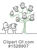 Family Clipart #1528907 by NL shop