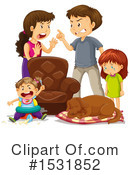 Family Clipart #1531852 by Graphics RF