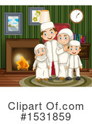 Family Clipart #1531859 by Graphics RF
