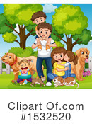 Family Clipart #1532520 by Graphics RF