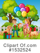 Family Clipart #1532524 by Graphics RF