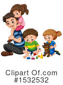 Family Clipart #1532532