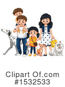 Family Clipart #1532533 by Graphics RF