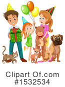 Family Clipart #1532534 by Graphics RF