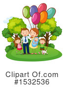 Family Clipart #1532536 by Graphics RF