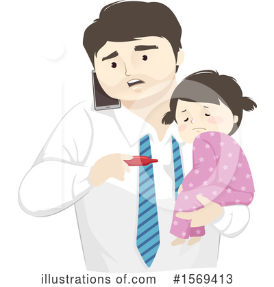 Family Clipart #1569413 by BNP Design Studio