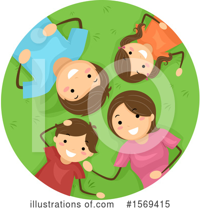 Family Clipart #1569415 by BNP Design Studio