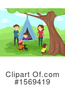 Family Clipart #1569419 by BNP Design Studio