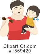 Family Clipart #1569420 by BNP Design Studio