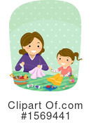 Family Clipart #1569441 by BNP Design Studio