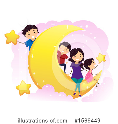 Family Clipart #1569449 by BNP Design Studio