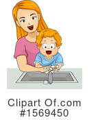 Family Clipart #1569450 by BNP Design Studio
