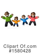 Family Clipart #1580428 by Julos