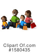 Family Clipart #1580435 by Julos