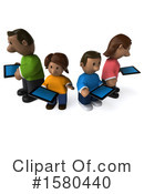 Family Clipart #1580440 by Julos