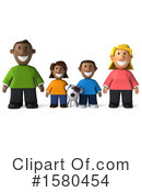 Family Clipart #1580454 by Julos