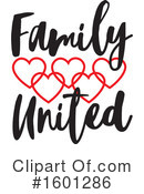 Family Clipart #1601286 by Johnny Sajem