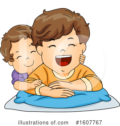 Royalty-Free (RF) Family Clipart Illustration by BNP Design Studio - Stock Sample #1607767