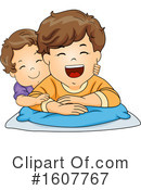 Family Clipart #1607767 by BNP Design Studio