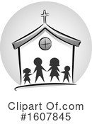 Family Clipart #1607845 by BNP Design Studio