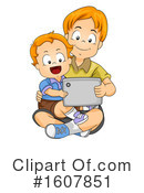 Family Clipart #1607851 by BNP Design Studio