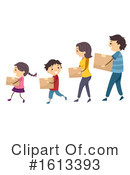 Family Clipart #1613393 by BNP Design Studio