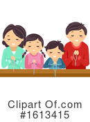 Family Clipart #1613415 by BNP Design Studio