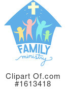 Family Clipart #1613418 by BNP Design Studio