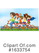 Family Clipart #1633754 by Graphics RF