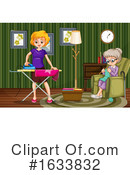 Family Clipart #1633832 by Graphics RF