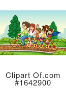 Family Clipart #1642900 by Graphics RF