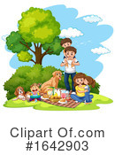 Family Clipart #1642903 by Graphics RF
