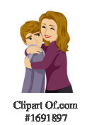 Family Clipart #1691897 by BNP Design Studio