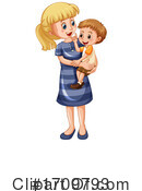 Family Clipart #1709793 by Graphics RF