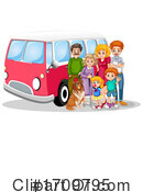 Family Clipart #1709795 by Graphics RF