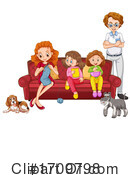 Family Clipart #1709798 by Graphics RF