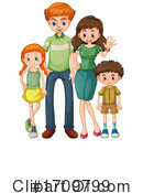 Family Clipart #1709799 by Graphics RF