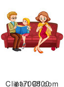 Family Clipart #1709800 by Graphics RF