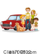 Family Clipart #1709802 by Graphics RF