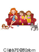 Family Clipart #1709804 by Graphics RF
