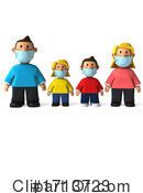 Family Clipart #1713723 by Julos